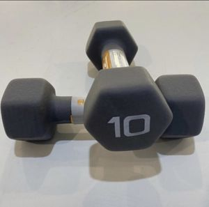 Brand new CAP 10lbs dumbbells set (20lbs total for Sale in Fontana, CA