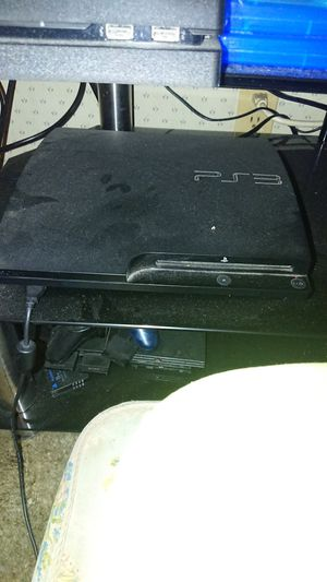 Ps3 for Sale in Siler City, NC