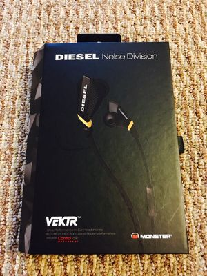 Diesel Monster noise division earphones for Sale in Newton, MA