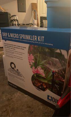 Dig Sprinkler Kit - Brand New for Sale in Vancouver,  WA