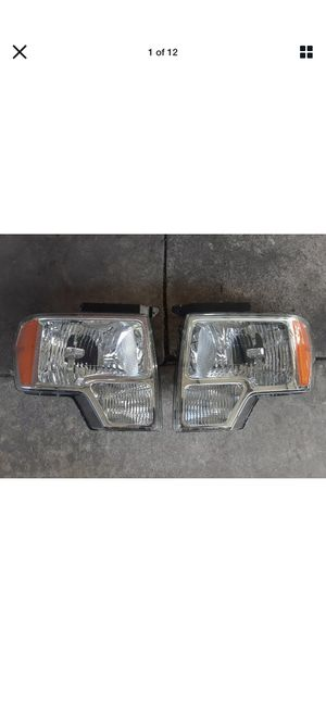 2009/2014 Ford F-150 headlights/taillights for Sale in Philadelphia, PA