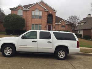 2007 Chevy Supermbn 187.200 miles Super clean do you have a good for Sale in Plano, TX