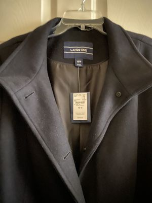 Ladies Coat, Land's End for Sale in Monroe Township, NJ