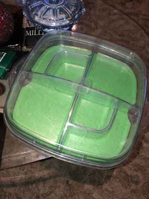 Pampered chef chilled egg tray/relish tray for Sale in Hot Springs, AR