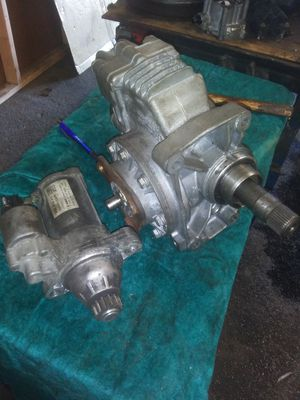 Audi. VW. Transfer case and Starter - used parts for Sale in Watertown, CT