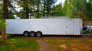 2019 double car hauler 8.5x35 for Sale in Washougal, WA