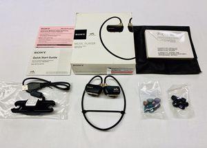 SONY Digital Music Player Waterproof Walkman Headphones Earbuds Microsoft Windows Apple NWZ-W273S for Sale in Stanwood, WA