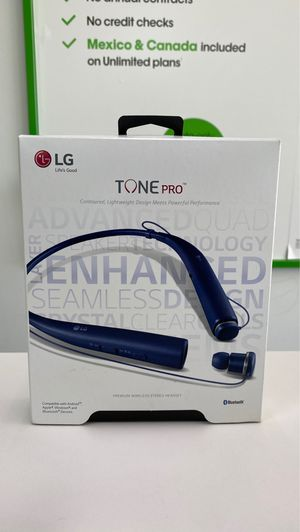LG Tone Pro for Sale in Amarillo, TX