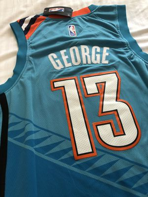 George thunder nike nba jersey men's large for Sale in St. James, MO