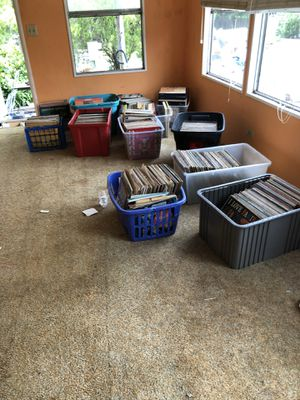 Lots and lots of records all varieties come get free for Sale in Clearwater, FL