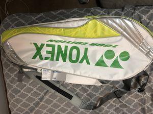 New Yonex 6 racket tennis Bag / Backpacker for Sale in Lakewood, CO