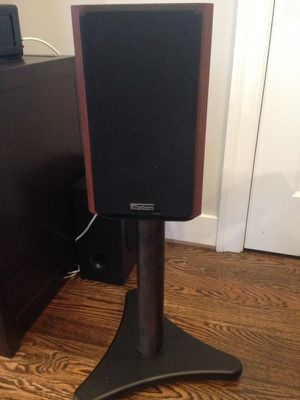 Axiom M3 bookshelf speakers (pair) for Sale in Washington, DC