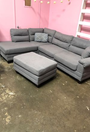 Sectional sofa Show room floor model on sale for Sale in Orange, CA