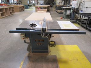 "Jet 10"" cabinet saw / table saw for Sale in Seattle, WA"