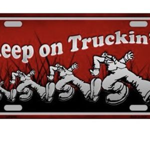 Keep on Truckin collectible plate for Sale in Baltimore, MD