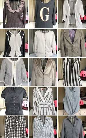 15 pieces women clothes L for Sale in Oceanside, CA