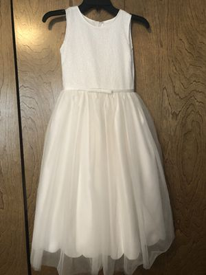 Designer Girls Flower Girl Dress Size 8 for Sale in Coraopolis, PA