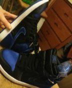 Air Jordans retro 1's high OG royal sneakers BRAND NEW SIZE 8 for Sale in Miami, FL