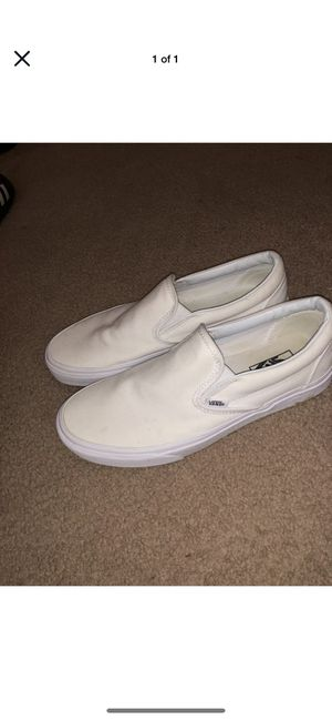 Vans Slip on Men's size 10 for Sale in Pickerington, OH