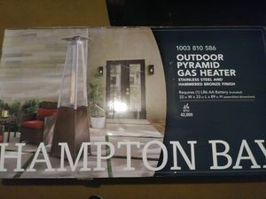 Outdoor heater for Sale in Mesa, AZ