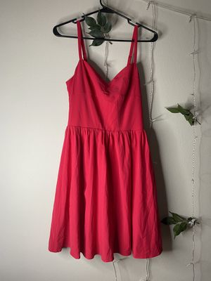 Pretty in Pink summer dress for Sale in Fort Wayne, IN