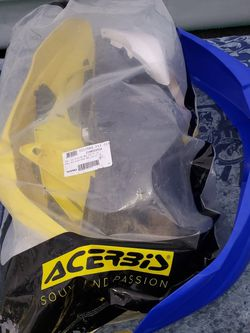 Dirt Bike Body / Fender Set for Sale in Auburn,  WA