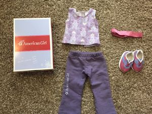 """New American Girl Doll """"Feeling Great"""" Outfit for Sale in Moapa, NV"""