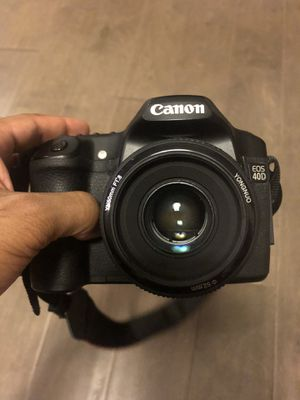 Canon 40D with 50mm 1.8 lens for Sale in Atlanta, GA