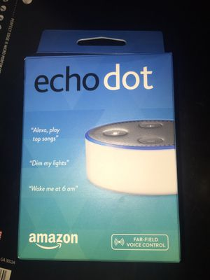 Echo Dot for Sale in Buckeye, AZ