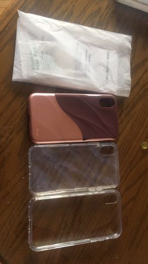 iphone x cases for Sale in Mackinaw, IL