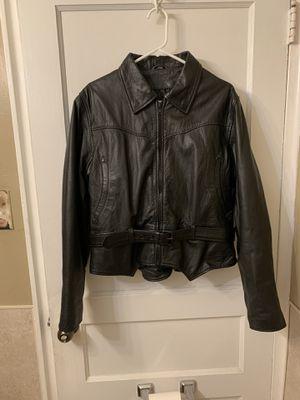 Women's leather jacket for Sale in Burlington, NJ