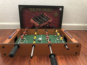 Tabletop foosball for Sale in Pittsburg, CA