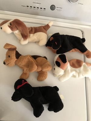 Beanie babies for Sale in Pittsburg, CA