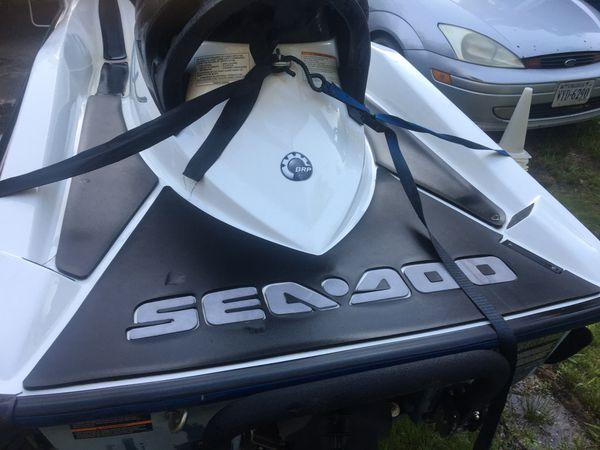 Must sell 2005 sea doo gtx turbocharged