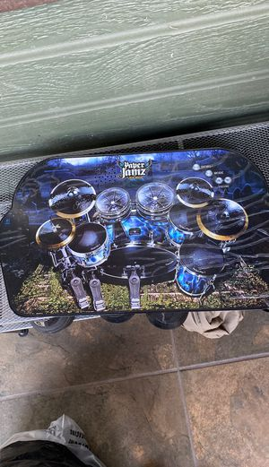 Fake drum set for kids for Sale in San Leandro, CA