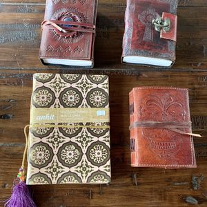 Leather Pocket Notebooks for Sale in Monrovia, CA