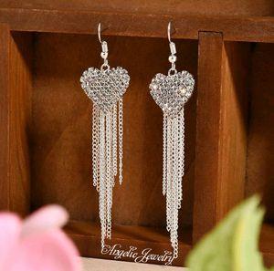 Rhinestone Earrings for Sale in Frederick, MD