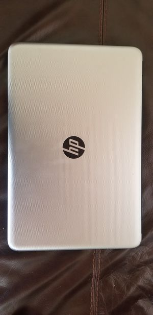 Hp notebook for Sale in Fallbrook, CA