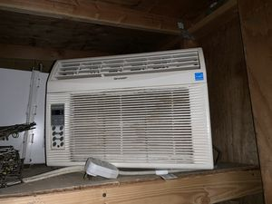 SHARP WINDOW A/C Model AF-S125MX 12,000BTU for Sale in Canby, OR