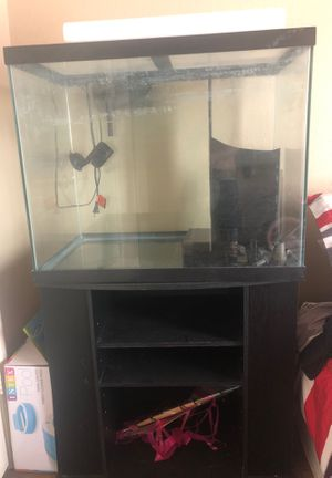 Aquarium 55 gallons for Sale in Orange, TX