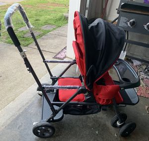 Joovy Caboose Double stroller for Sale in Murfreesboro, TN