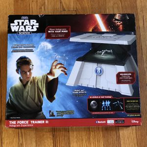 Brand new Starwars Scien Hollogran With Bluetooth Headset for Sale in Clifton, NJ