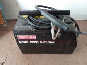 Craftsman 120v MIG gas welder for Sale in Pembroke Park, FL