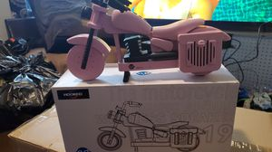 Motorcycle Bluetooth speaker PICK UP ONLY for Sale in Fresno, CA