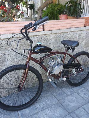 New custom motorized bike 80cc for Sale in Redondo Beach, CA