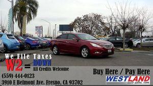 2011 Hyundai Sonata for Sale in Fresno, CA