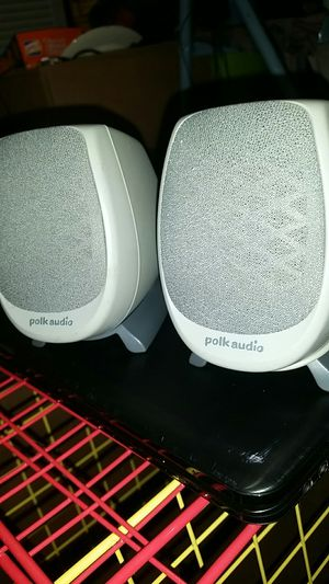 set of Polk Audio Speakers for Sale in Southampton, PA