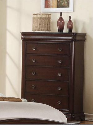 Solid cherry wood dresser for Sale in Rockville, MD