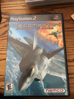 Ace Combat 04 - Shattered Skies for PS2 for Sale in Lewis Center, OH