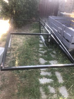 Ladder rack 62 inches wide for Sale in Newberg,  OR
